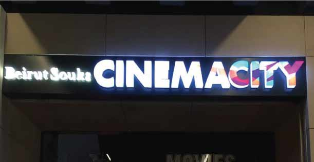 Best reliable and affordable channel letters from Super Neon Sabra in Lebanon.